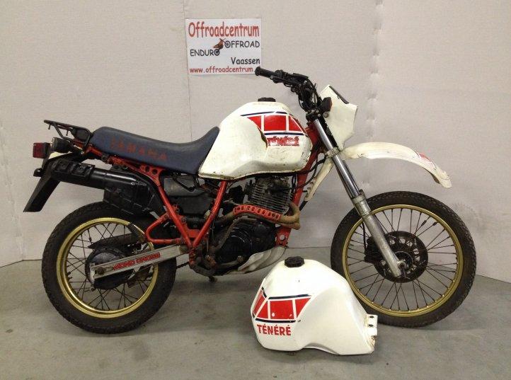 Yamaha  Xt Air Box